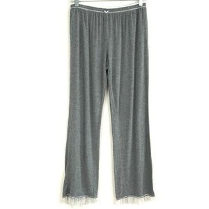 Kensie Gray Super Soft Lounge Pajama Pants